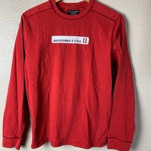 Vintage late 90s Abercrombie long sleeve